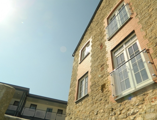 Re-generation of Public Rooms Building in Camborne complete