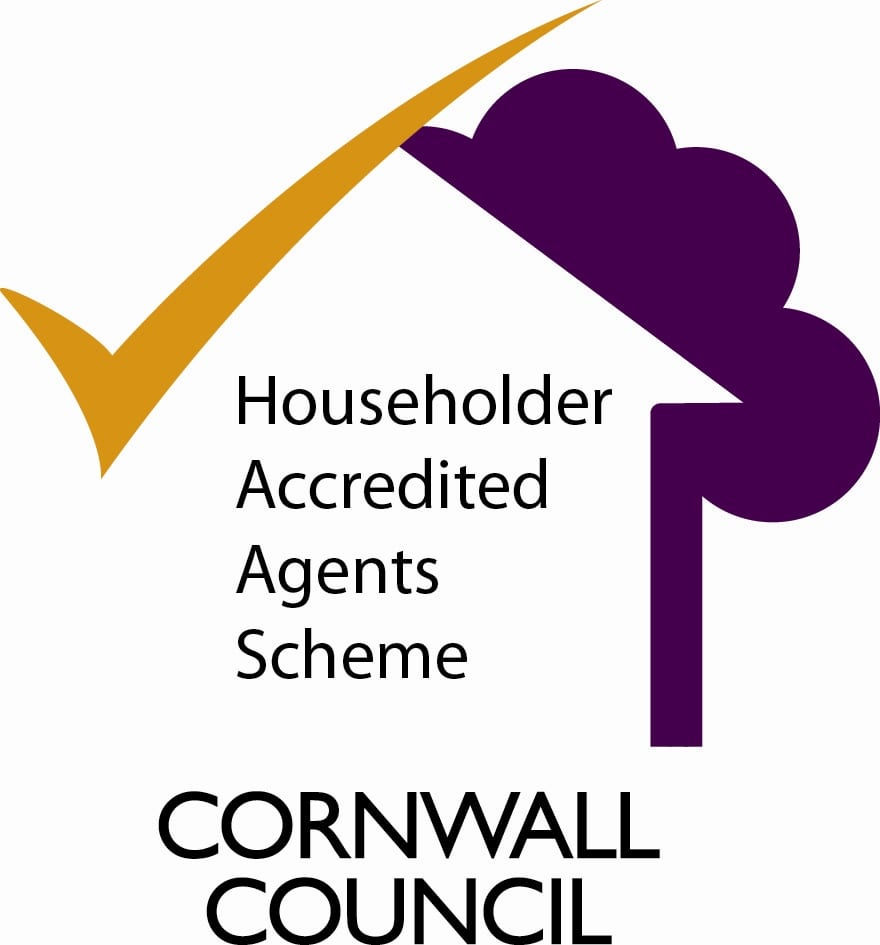 Household accredited agents scheme logo