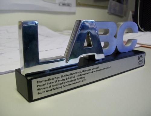 Lilly Lewarne Win multiple Regional LABC Awards