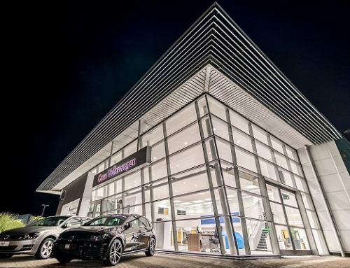State of the art dealership refurbishment completed
