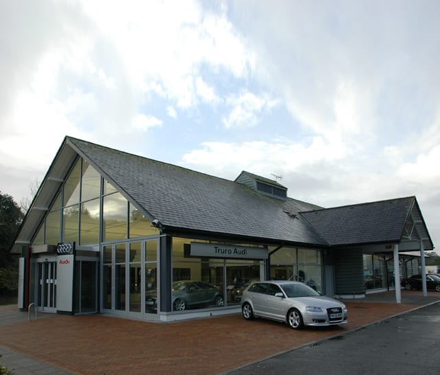 Audi Dealership - Tresilian