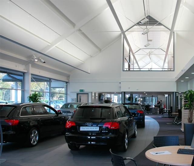 Audi Dealership - Tresilian