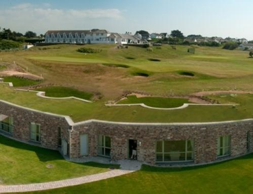 Golf Club Lodges – Trevose