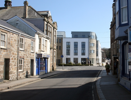 Mixed Use Development – Camborne