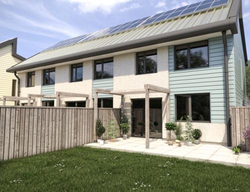 Fairglen: One of the largest Passivhaus developments in Cornwall