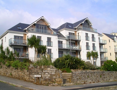 The Strand Apartments – Falmouth