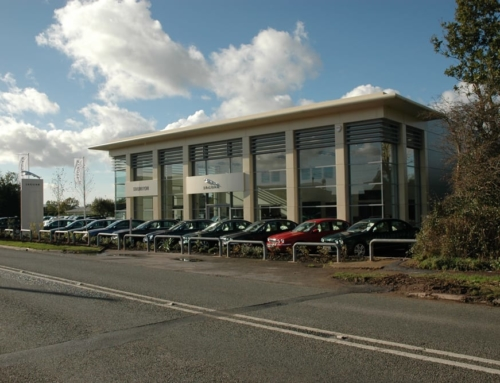 Jaguar Dealership – Taunton