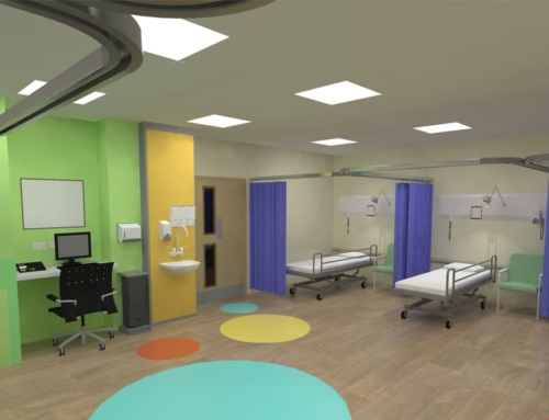 Paediatric Ward & Recovery – RCH Treliske