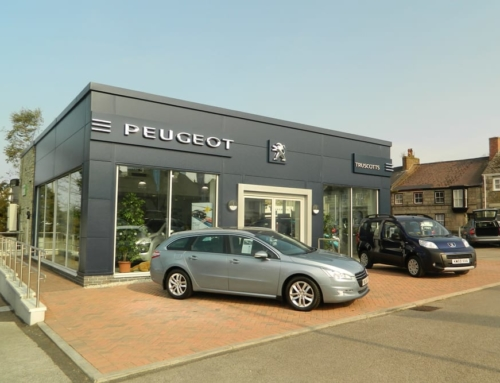 Peugeot Dealership – Helston