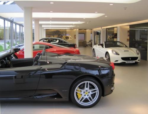 Ferrari Maserati – Exeter