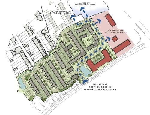 South Crofty Masterplan – Pool