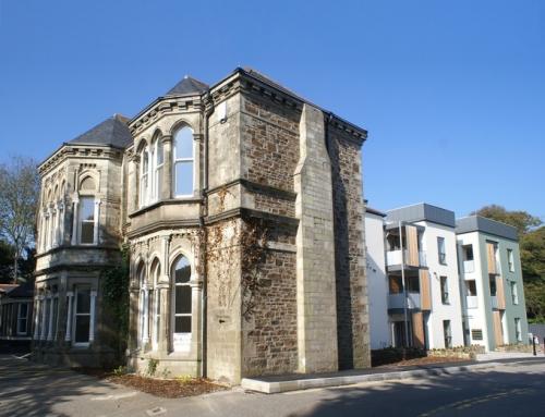 Tolvean House