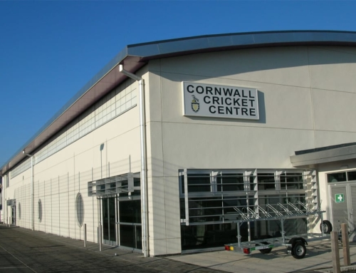 Cornwall Cricket Centre – Truro