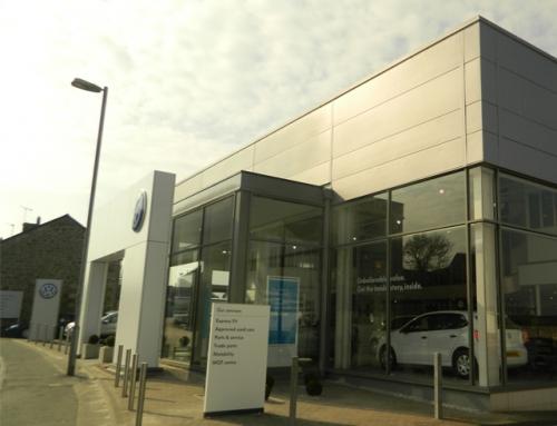 Volkswagen Dealership – Helston