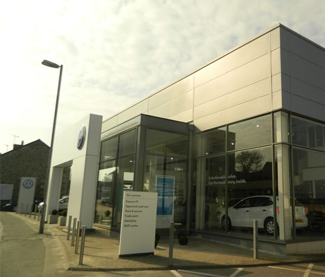 Volkswagen Dealership - Helston | Lilly Lewarne