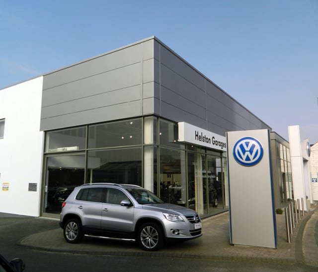 Volkswagen dealership helston lilly lewarne for Garage volkswagen lyon 7