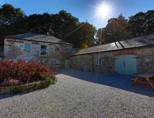 Casawes Barton, Barn Conversion – Ponsanooth