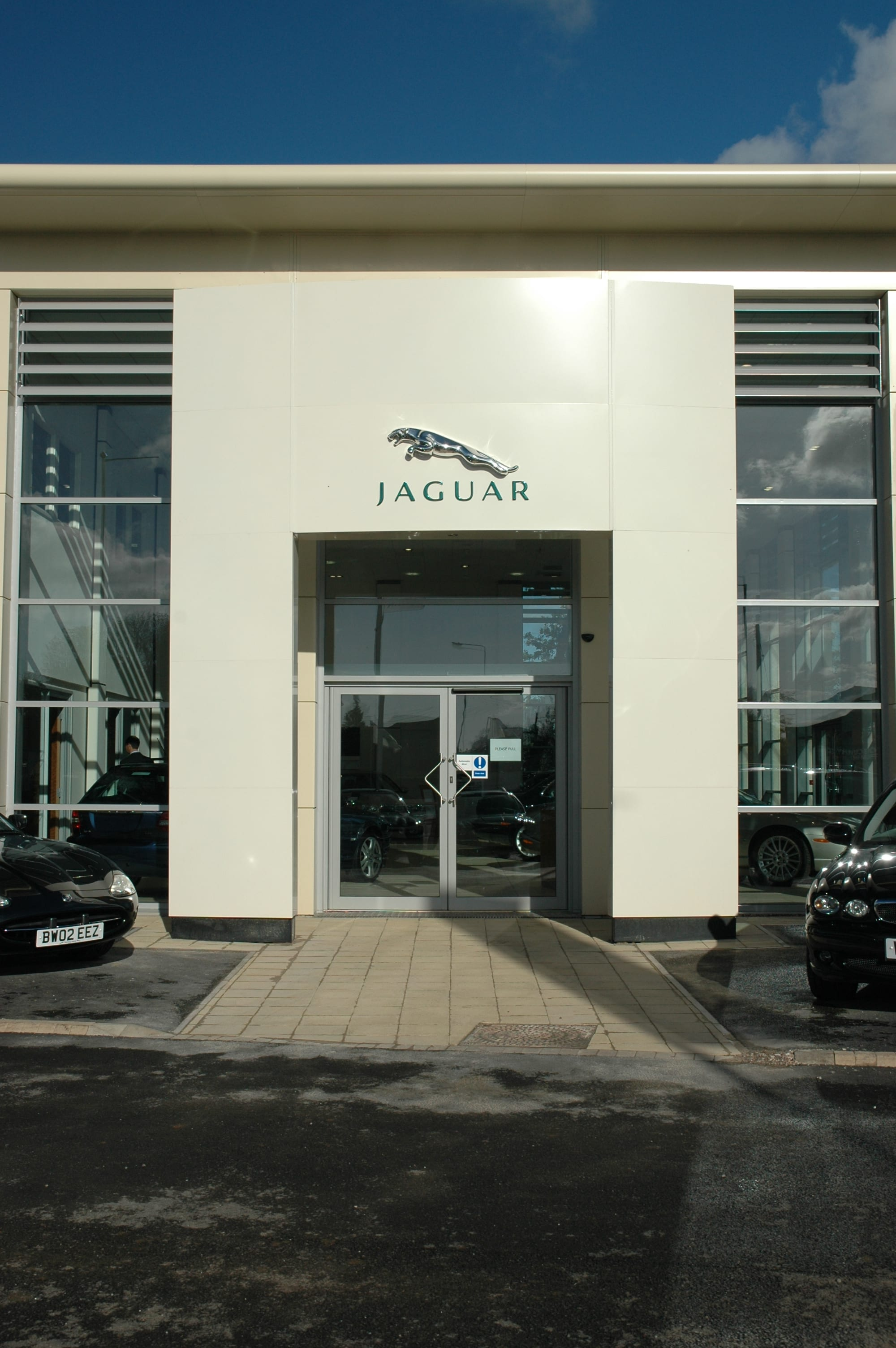 Jaguar Dealership Taunton Lilly Lewarne