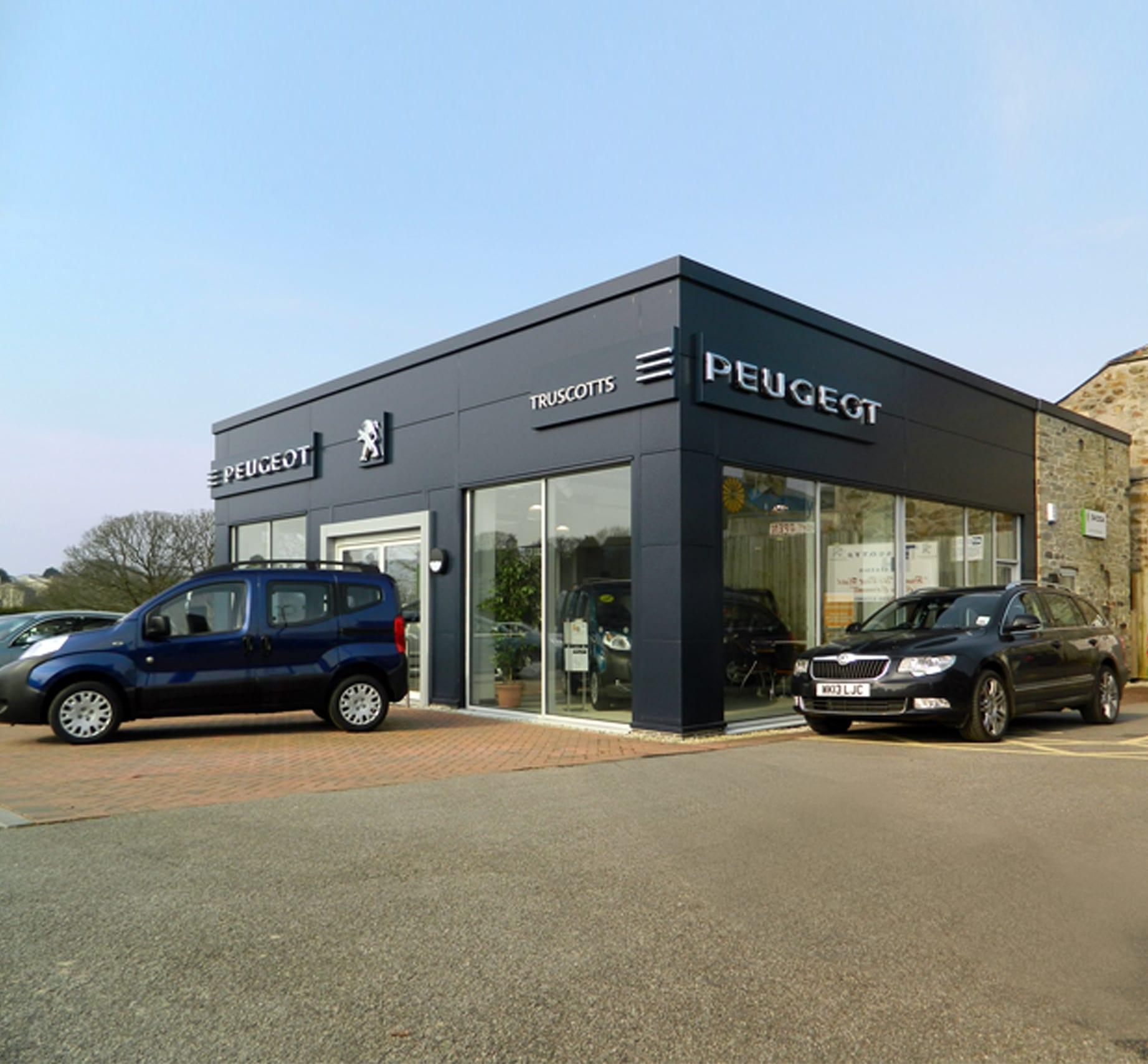 Peugeot Dealership Helston Lilly Lewarne