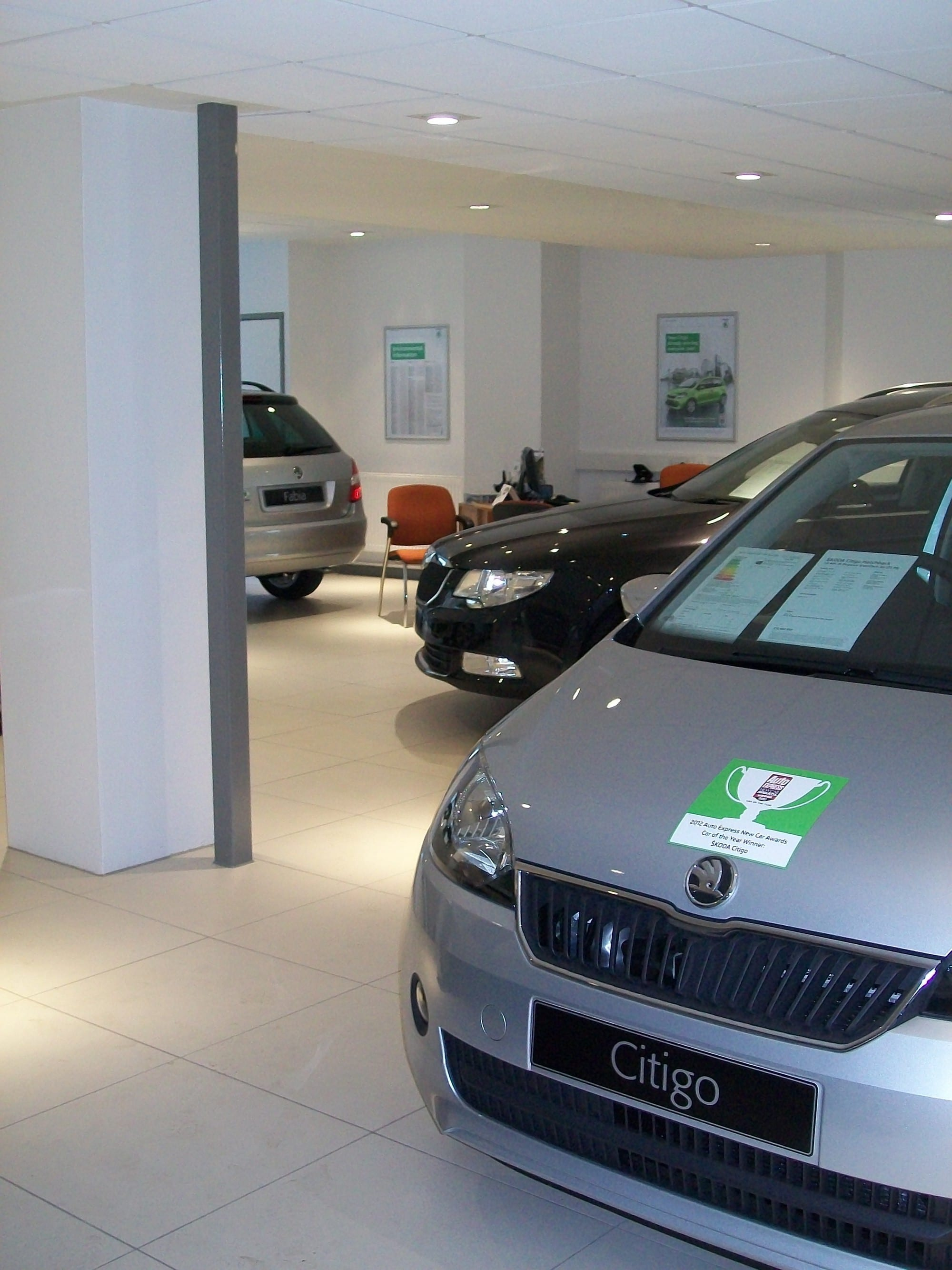 Skoda Dealership Helston Lilly Lewarne