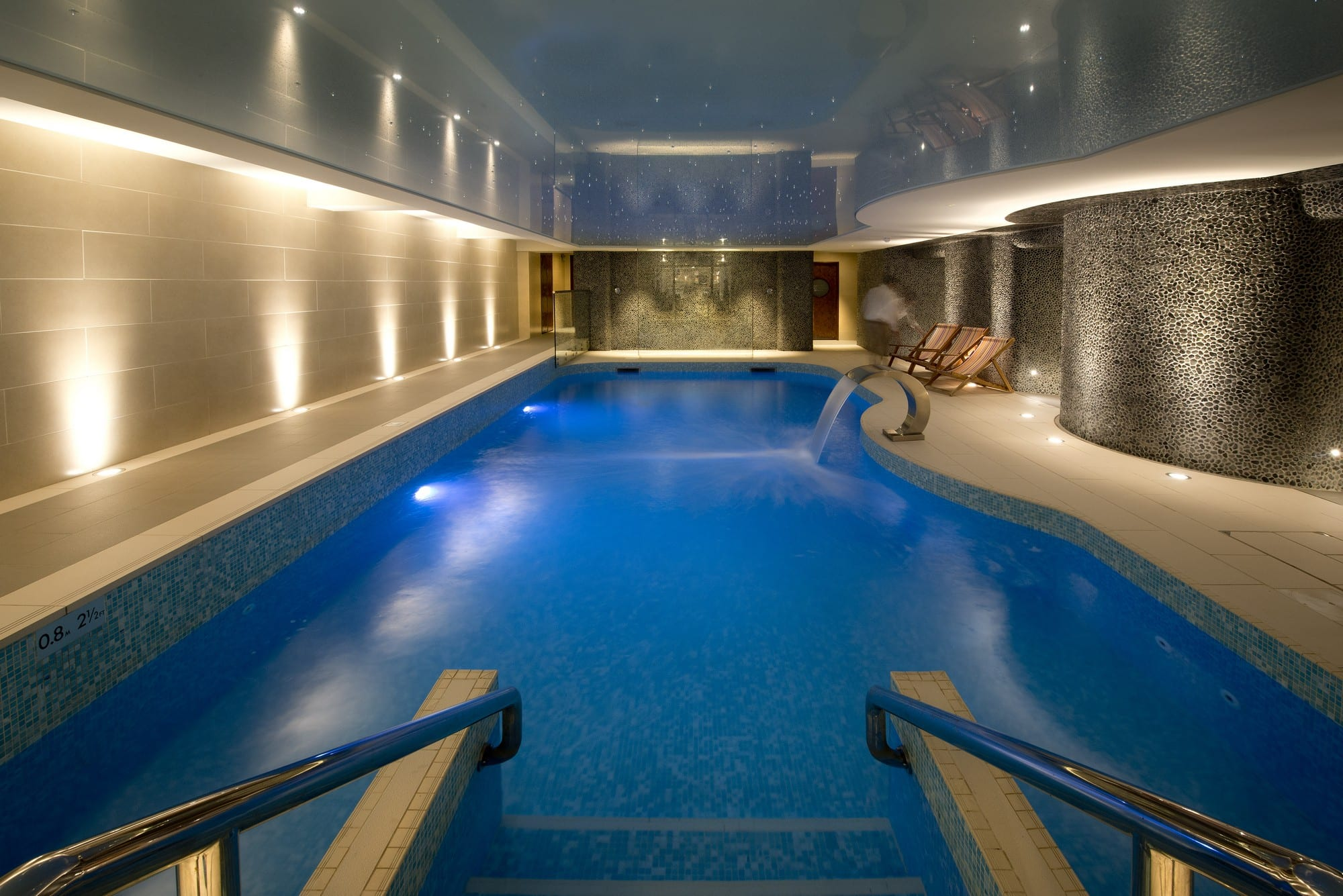 The headland health spa lilly lewarne - Hotels with swimming pools cornwall ...