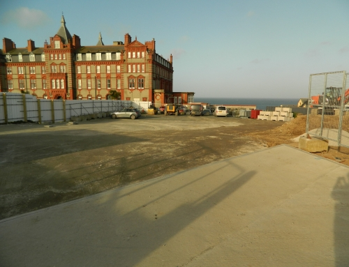 Work Commences on Site at The Headland Hotel, Newquay