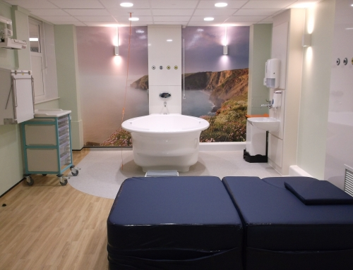 New Birthing Suites, RCH Treliske