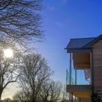 Exclusive Individual Homes - Kenwyn, Truro balcony.