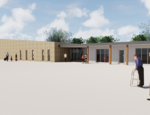 Planning Permission For New Community Centre And Band Rooms Porthleven