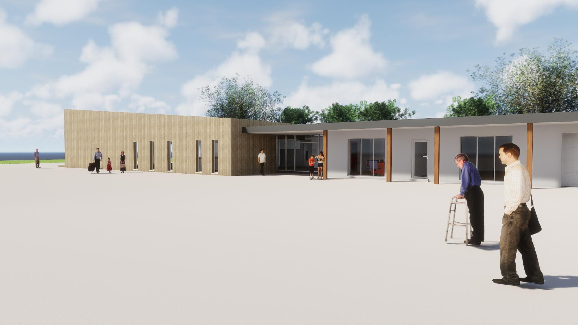planning permission for new community centre and band rooms porthleven1