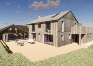 Extension & Alterations To Dwelling In Newquay