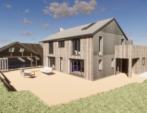 Extension & Alterations To Dwelling – Newquay