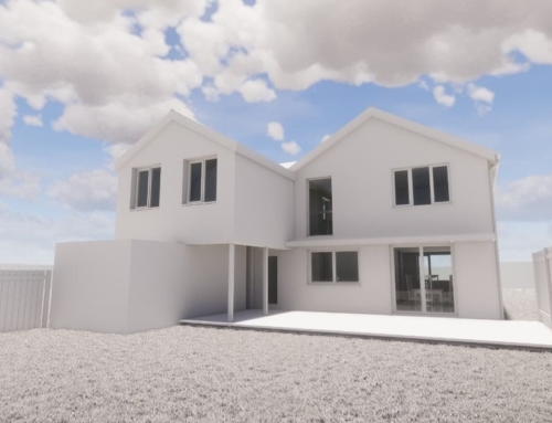 Extension & Alterations To Dwelling – Truro