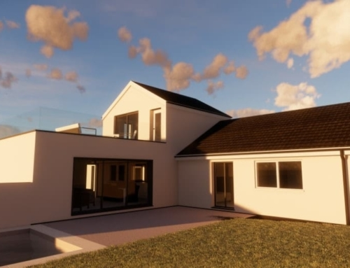 Planning Permission for Extension and Alterations to Home, Truro