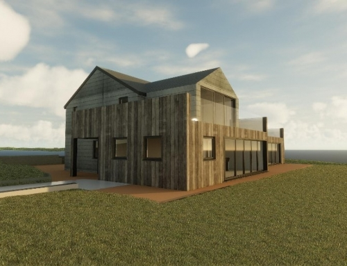 Planning Permission For the Extension of an Existing House in Newquay