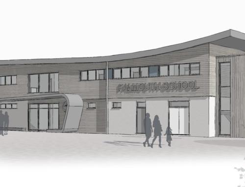 Falmouth School Concept Design