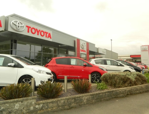 Parklands Toyota Dealership, Helston
