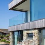 The Stone House - Marazion, Mount's Bay garden and balcony
